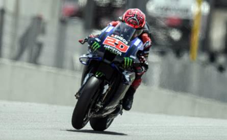 Hasil Kualifikasi MotoGP Mugello Italia 2021: Quartararo Kembali Raih Pole Position