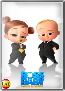 Un Jefe en Pañales 2: Negocios de Familia (2021) DVDRIP LATINO