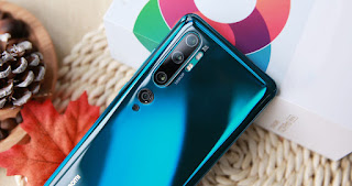 D9F19BEF 174F 4DFB AA5C F494F2CB6054 - The Xiaomi's upcoming Mi Note 10 flagship is here! It's come with a rumored to pack that, it's will come with a 4,800 mAh battery