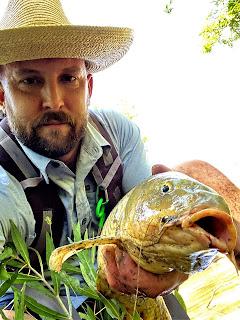 Las Moras Creek, Carpe Diem, Carp(e) Diem, Fort Clark Springs, Brackettville Texas, Texas Fly Fishing, Texas Freshwater Fly Fishing, Fly Fishing Texas, Las Moras River, Common Carp, Carp, Carp on the Fly, Fly Fishing for Carp, Car in Las Moras Creek,