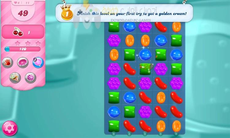 تحميل لعبة كاندي كراش 2022 Candy Crush للكمبيوتر من ميديا فاير