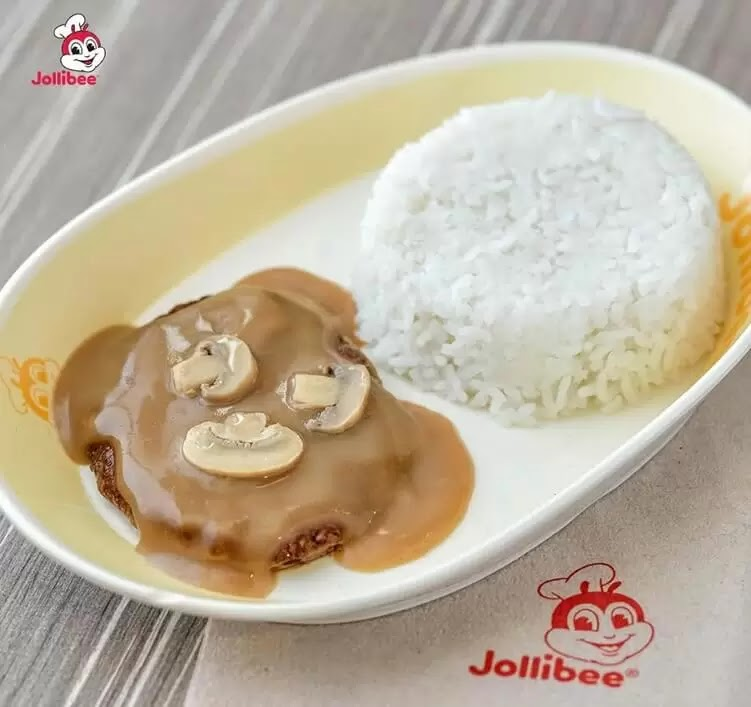 Same Taste, Same Price: Enjoy Beefy-Saucy Realness with Jollibee's Burger Steak for Only PhP 50