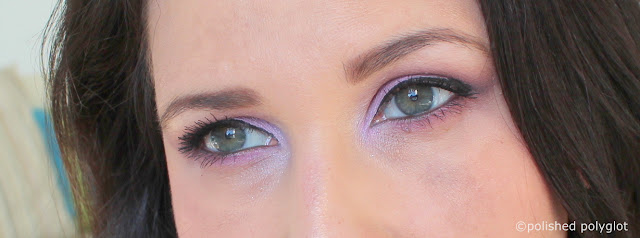 Makeup Challenge: Eyeshadow Mauve