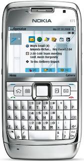 Harga Nokia E71