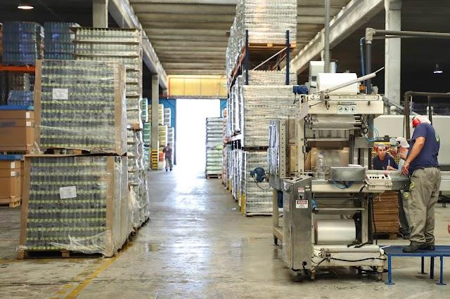 Produção industrial paranaense cresce 5,2% entre maio e junho