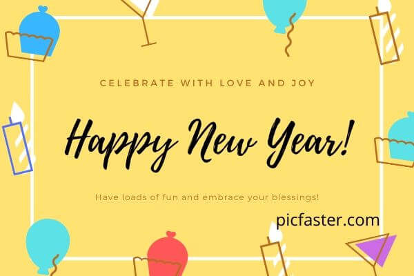 Happy New Year 2020 Images, Wallpaper  Download
