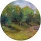 Painting in plein air