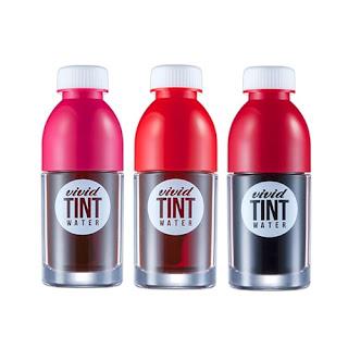 PERIPERA - Vivid Tint Water Ruj