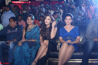 Rogue Movie Teaser Launch Event 1st March 2017   Mannara Chopra, Angela and other star cast Gallery 32.JPG