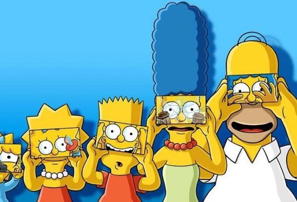 'Los Simpson' y sus no tan agradables predicciones para el 2021
