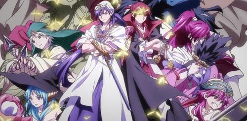 Magi The Kingdom of Magic Season 2 Episode 01 – 25 Subtitle