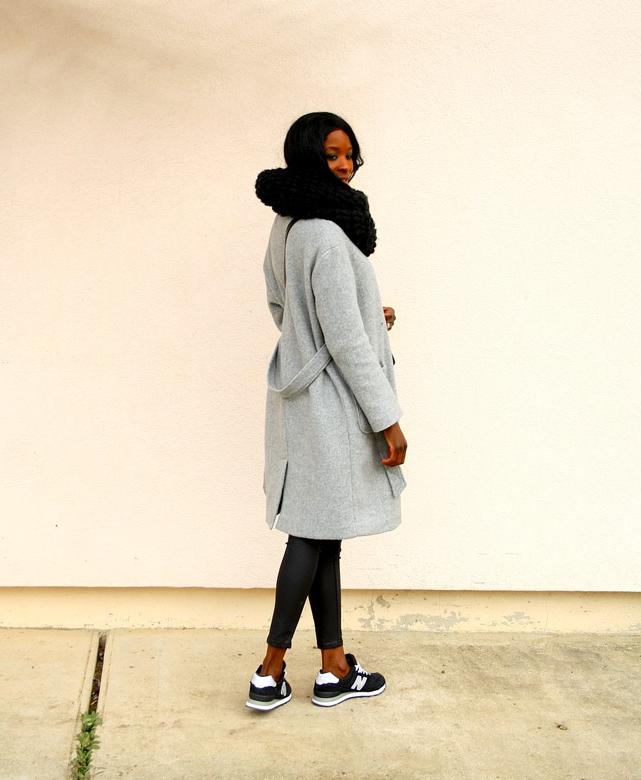New Balance 574 - Styles by Assitan. Blog mode. French style blogger 4fcab5f1e08a