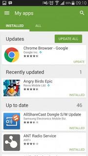 جوجل بلاي أخر إصدار
