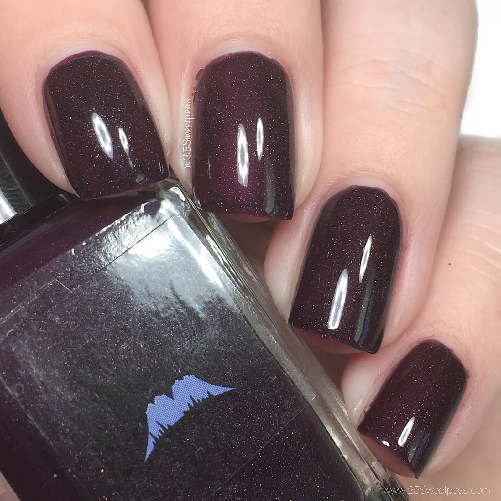 Smokey Mountain Lacquer Hyacinth