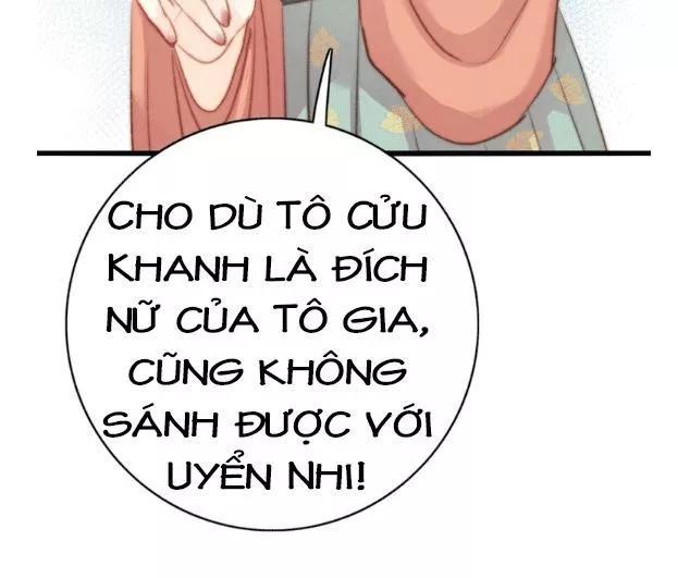 Nàng Phi Cửu Khanh - Thần Y Kiều Nữ chap 30 - Trang 68