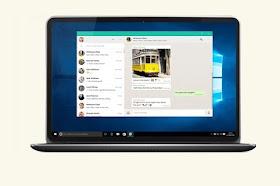 Whatsapp : قريبا اصدار واتساب للكمبيوتر بدون هاتف ذكي