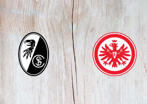 Freiburg vs Eintracht Frankfurt -Highlights 10 November 2019