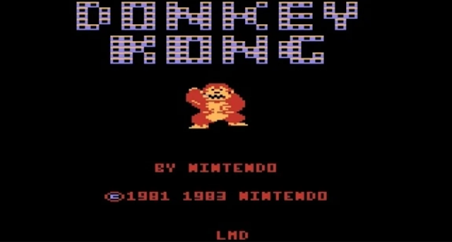 10 Most Creative Easter Eggs in the Tech Industry - Donkey Kong