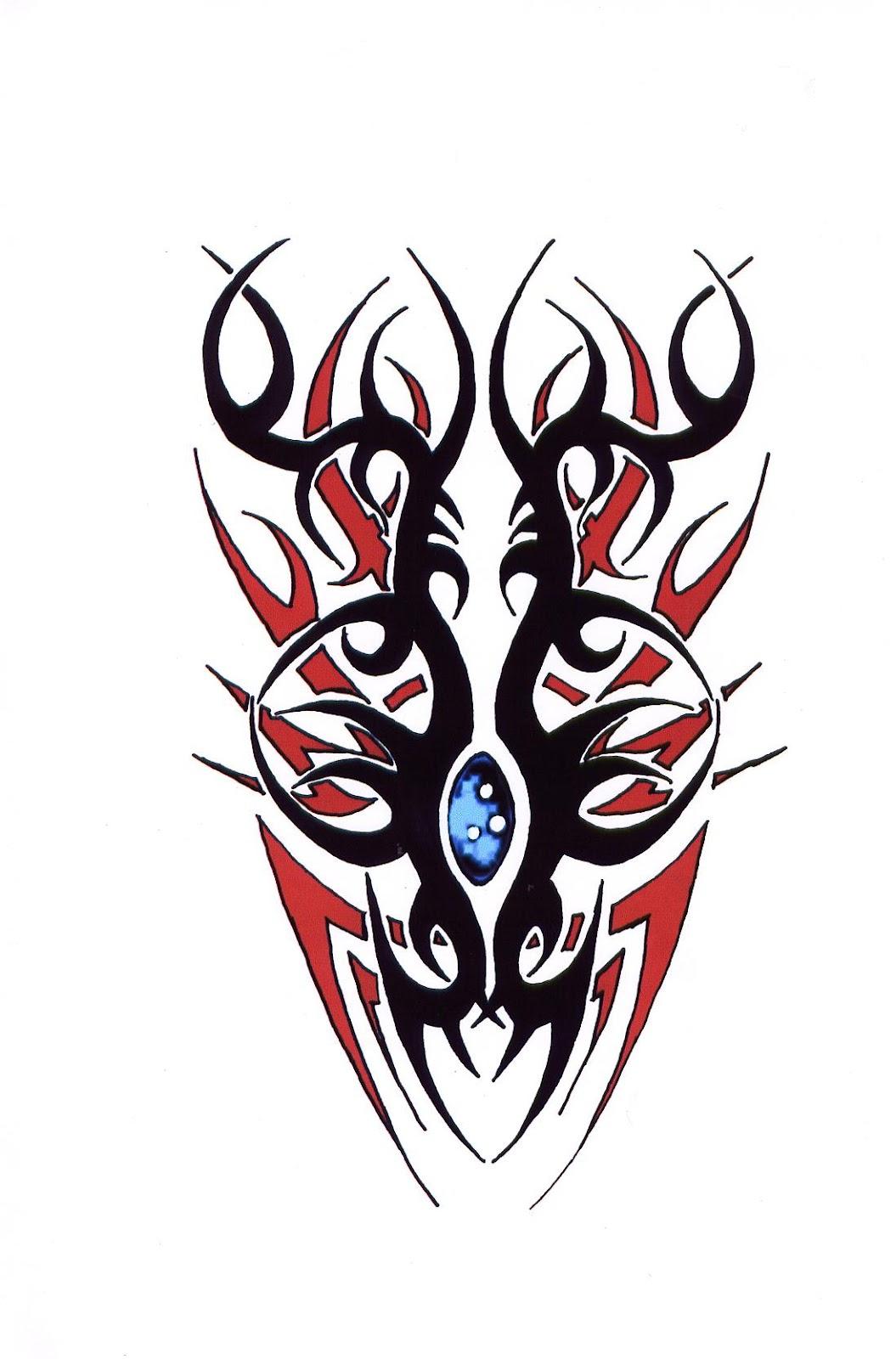tribal tattoo design img20