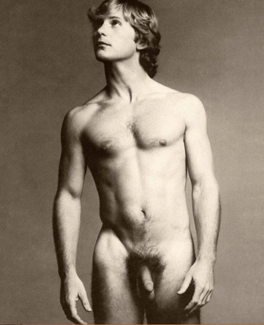 Classic male nudes