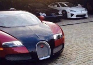 Dino melaye most expensive car