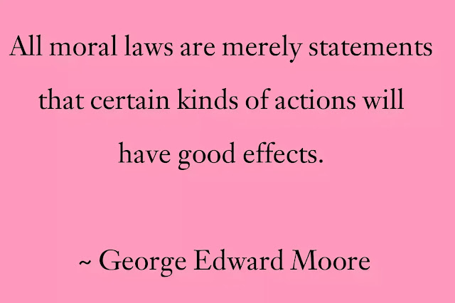 George Edward Moore  Quotes in English