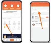 How to recharge mobile via Freecharge app?
