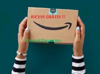 Logo Amazon ti regala la Spedizione Standard Gratuita per una settimana