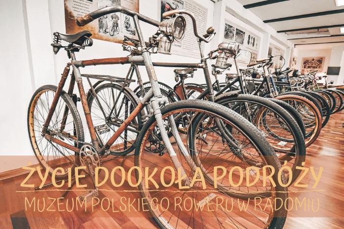 Muzeum Polskiego Roweru w Radomiu - pożegnanie