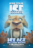 ice age five poster 2