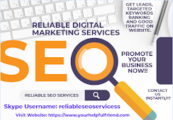 Reliable SEO Digital Marketing Services