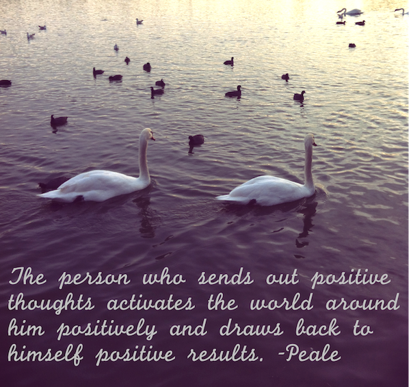 persons with positive thoughts are the most beautiful once - inspirational sayings