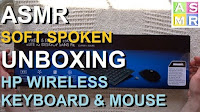 Unboxing Keyboard & Mouse