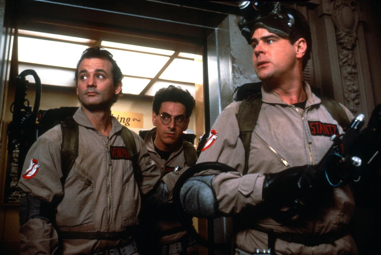 「ゴーストバスターズ」ストーリー 1984年のSFコメディ映画「ゴーストバスターズ」観ましたか?