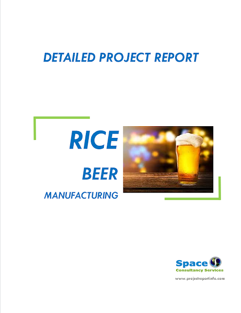Project Report on Rice Beer Manufacturing