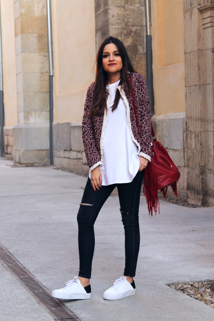 blog de moda flecos
