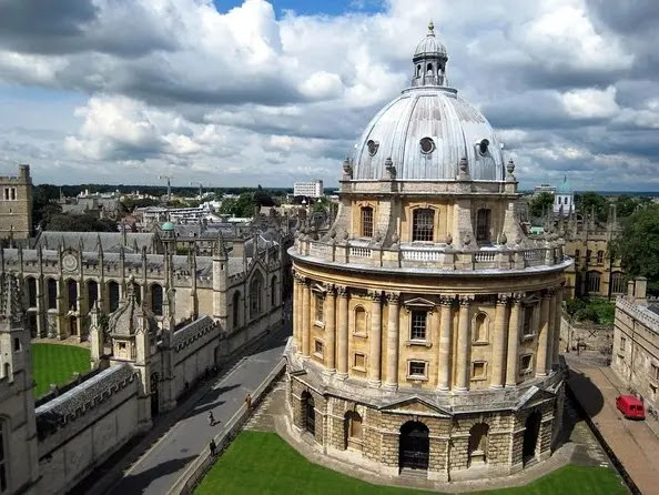 The Radcliffe Camera Oxfordshire