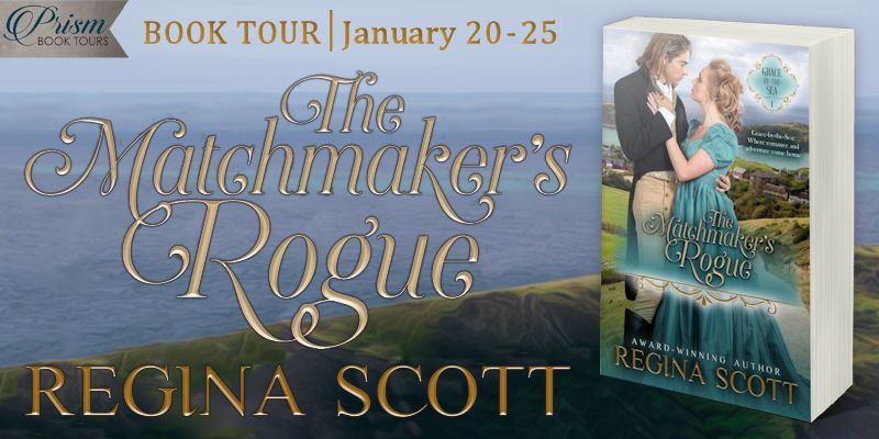 It's the Grand Finale for THE MATCHMAKER'S ROGUE by Regina Scott! #MatchRogue