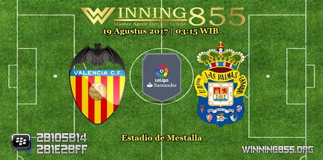 Prediksi Skor Valencia vs Las Palmas