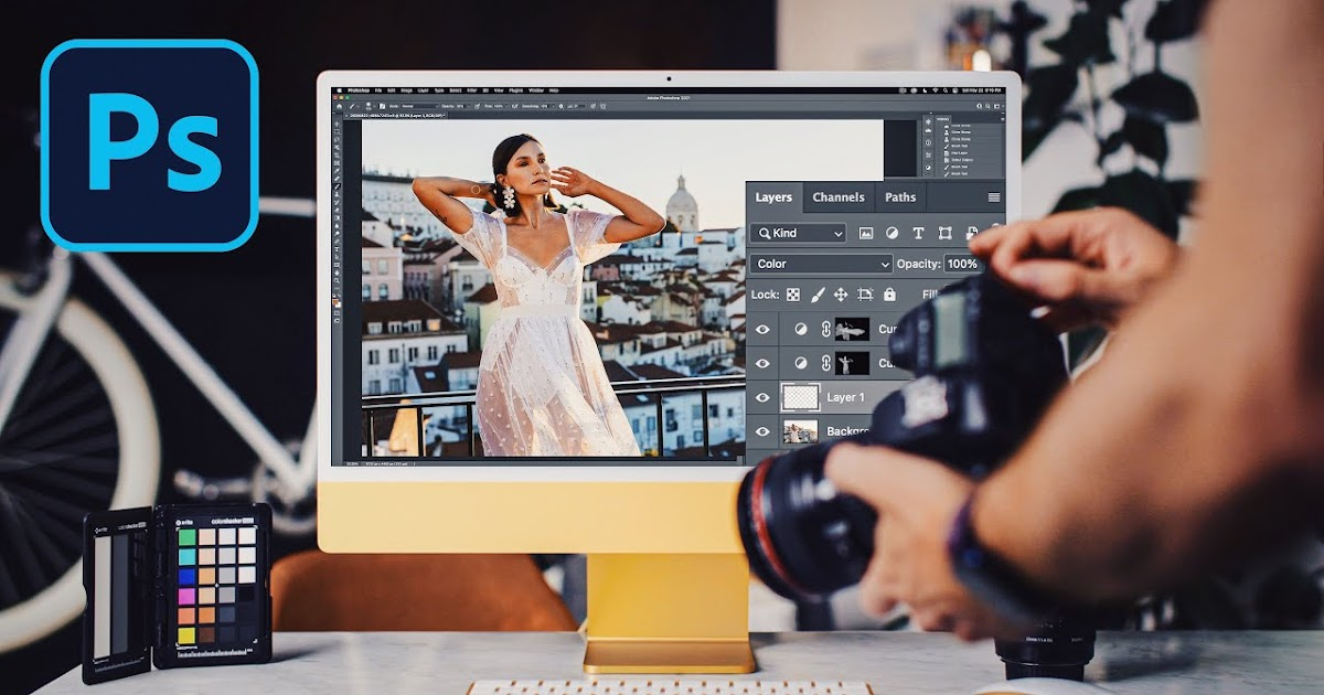 Photoshop Basics: Everything You Need to Know to Edit Photos