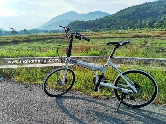 folding bike murah