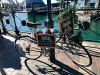 Picture of bicycle for Bastille Festival Sydney