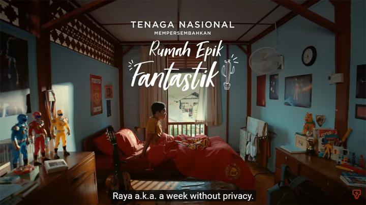 Video iklan Hari Raya best 2018