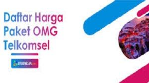 Paket OMG Telkomsel