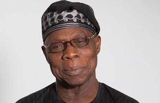 #ENDSARS Protest:Olusegun  Obasanjo Writes Buhari