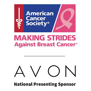 Avon Making Strides Donation information