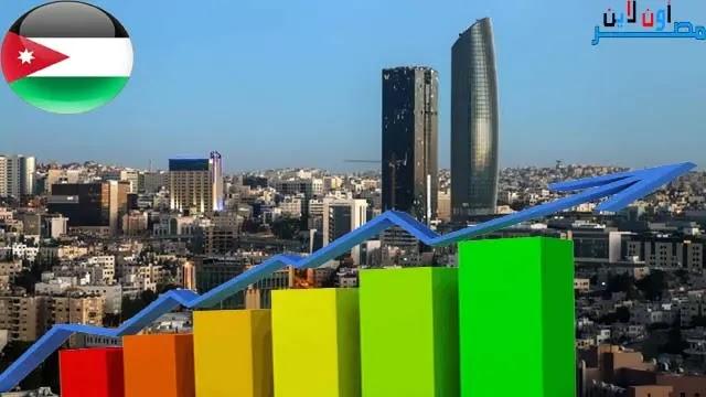 متوسط دخل الفرد في الأردن، مستوي معيشة الفرد في الأردن، دخل الفرد في الأردن