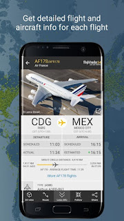 Flightradar24 Flight Tracker v7.6.1 Full APK