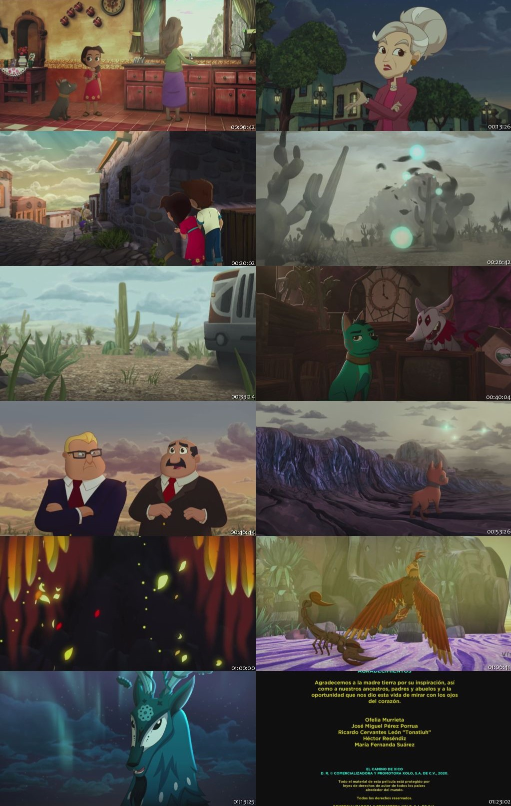 Xicos Journey 2021 Full Movie Online Watch HDRip 480p Dual Audio 300Mb