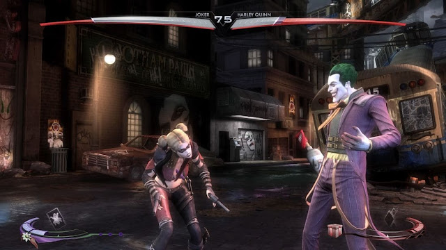 Imagem do Injustice: Gods Among Us Ultimate Edition